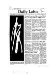 New Mexico Daily Lobo, Volume 086, No 79, 1/21/1982