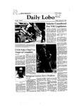 New Mexico Daily Lobo, Volume 086, No 80, 1/22/1982