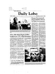 New Mexico Daily Lobo, Volume 086, No 83, 1/27/1982