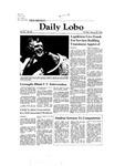 New Mexico Daily Lobo, Volume 086, No 84, 1/28/1982