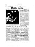 New Mexico Daily Lobo, Volume 086, No 85, 1/29/1982