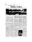 New Mexico Daily Lobo, Volume 086, No 87, 2/2/1982