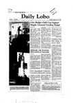 New Mexico Daily Lobo, Volume 086, No 102, 2/23/1982 by University of New Mexico