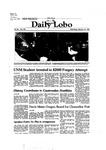 New Mexico Daily Lobo, Volume 086, No 103, 2/24/1982 by University of New Mexico
