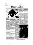 New Mexico Daily Lobo, Volume 086, No 105, 2/26/1982 by University of New Mexico
