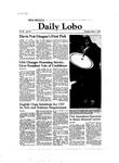 New Mexico Daily Lobo, Volume 086, No 106, 3/1/1982 by University of New Mexico