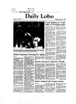 New Mexico Daily Lobo, Volume 086, No 109, 3/4/1982 by University of New Mexico