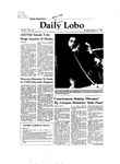 New Mexico Daily Lobo, Volume 086, No 114, 3/11/1982 by University of New Mexico