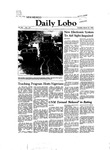 New Mexico Daily Lobo, Volume 086, No 117, 3/23/1982 by University of New Mexico