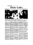 New Mexico Daily Lobo, Volume 086, No 118, 3/24/1982 by University of New Mexico