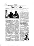 New Mexico Daily Lobo, Volume 086, No 119, 3/25/1982 by University of New Mexico