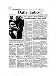 New Mexico Daily Lobo, Volume 086, No 121, 3/29/1982