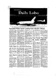 New Mexico Daily Lobo, Volume 086, No 123, 3/31/1982 by University of New Mexico