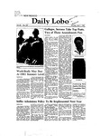 New Mexico Daily Lobo, Volume 086, No 124, 4/1/1982 by University of New Mexico