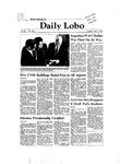 New Mexico Daily Lobo, Volume 086, No 127, 4/6/1982