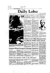 New Mexico Daily Lobo, Volume 086, No 130, 4/9/1982