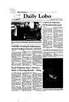 New Mexico Daily Lobo, Volume 086, No 133, 4/14/1982