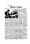New Mexico Daily Lobo, Volume 086, No 134, 4/15/1982