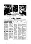 New Mexico Daily Lobo, Volume 086, No 144, 4/29/1982