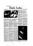 New Mexico Daily Lobo, Volume 086, No 146, 5/5/1982
