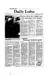 New Mexico Daily Lobo, Volume 086, No 147, 5/10/1982