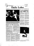 New Mexico Daily Lobo, Volume 086, No 152, 7/1/1982