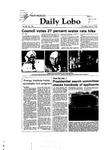 New Mexico Daily Lobo, Volume 086, No 155, 7/22/1982