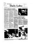 New Mexico Daily Lobo, Volume 087, No 2, 8/23/1982
