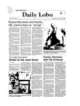 New Mexico Daily Lobo, Volume 087, No 5, 8/26/1982