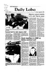 New Mexico Daily Lobo, Volume 087, No 6, 8/27/1982