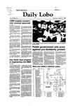 New Mexico Daily Lobo, Volume 087, No 8, 8/31/1982
