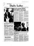 New Mexico Daily Lobo, Volume 087, No 9, 9/1/1982