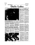 New Mexico Daily Lobo, Volume 087, No 11, 9/3/1982