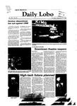 New Mexico Daily Lobo, Volume 087, No 14, 9/9/1982