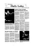 New Mexico Daily Lobo, Volume 087, No 18, 9/15/1982