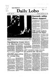 New Mexico Daily Lobo, Volume 087, No 26, 9/27/1982