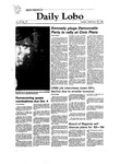 New Mexico Daily Lobo, Volume 087, No 27, 9/28/1982