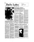 New Mexico Daily Lobo, Volume 087, No 30, 10/1/1982