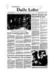 New Mexico Daily Lobo, Volume 087, No 34, 10/7/1982