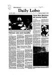 New Mexico Daily Lobo, Volume 087, No 36, 10/11/1982