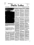 New Mexico Daily Lobo, Volume 087, No 38, 10/13/1982