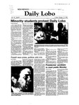 New Mexico Daily Lobo, Volume 087, No 40, 10/15/1982