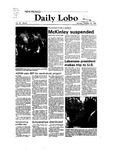 New Mexico Daily Lobo, Volume 087, No 41, 10/18/1982
