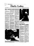 New Mexico Daily Lobo, Volume 087, No 43, 10/20/1982