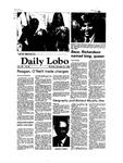 New Mexico Daily Lobo, Volume 087, No 46, 10/25/1982