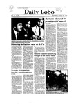 New Mexico Daily Lobo, Volume 087, No 48, 10/27/1982