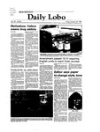 New Mexico Daily Lobo, Volume 087, No 50, 10/29/1982