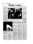 New Mexico Daily Lobo, Volume 087, No 53, 11/3/1982