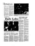 New Mexico Daily Lobo, Volume 087, No 54, 11/4/1982
