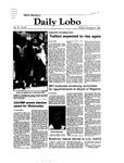 New Mexico Daily Lobo, Volume 087, No 56, 11/8/1982
